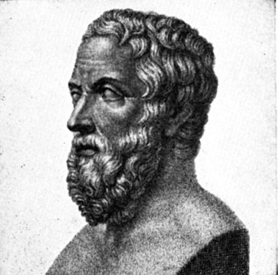 thucydides and herodotus depictions of themistocles in the story of sparta
