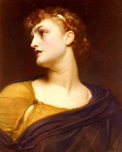 Portrait of Antigone