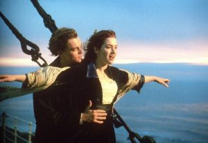 Titanic fits nicely with Aristotle's Poetics