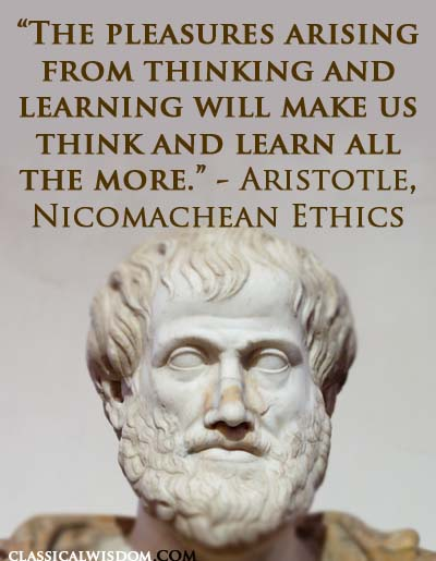 A research on aristotle ethics