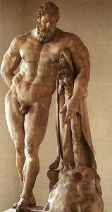Heracles and Hera