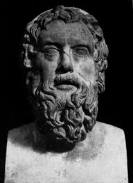 Aristophanes - bust