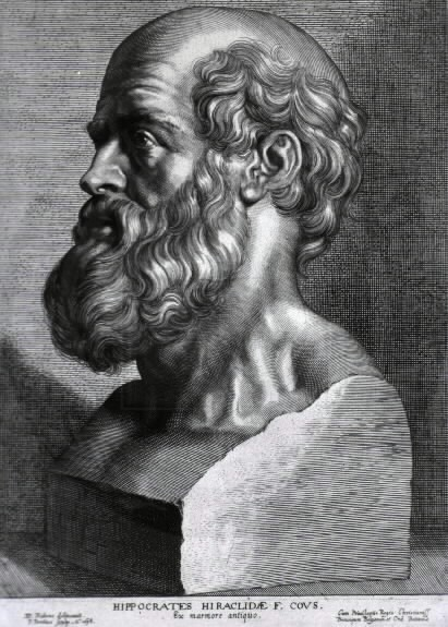 Hippocrates the father of medicine
