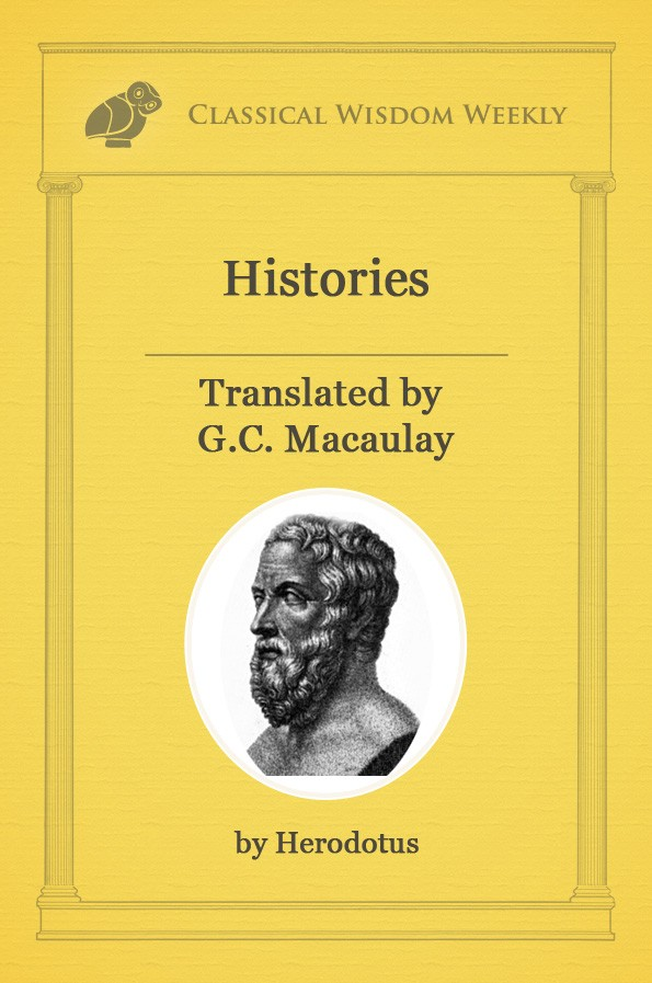 Herodotus Histories - Book II