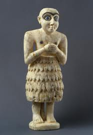 Sculpture of Eannatum