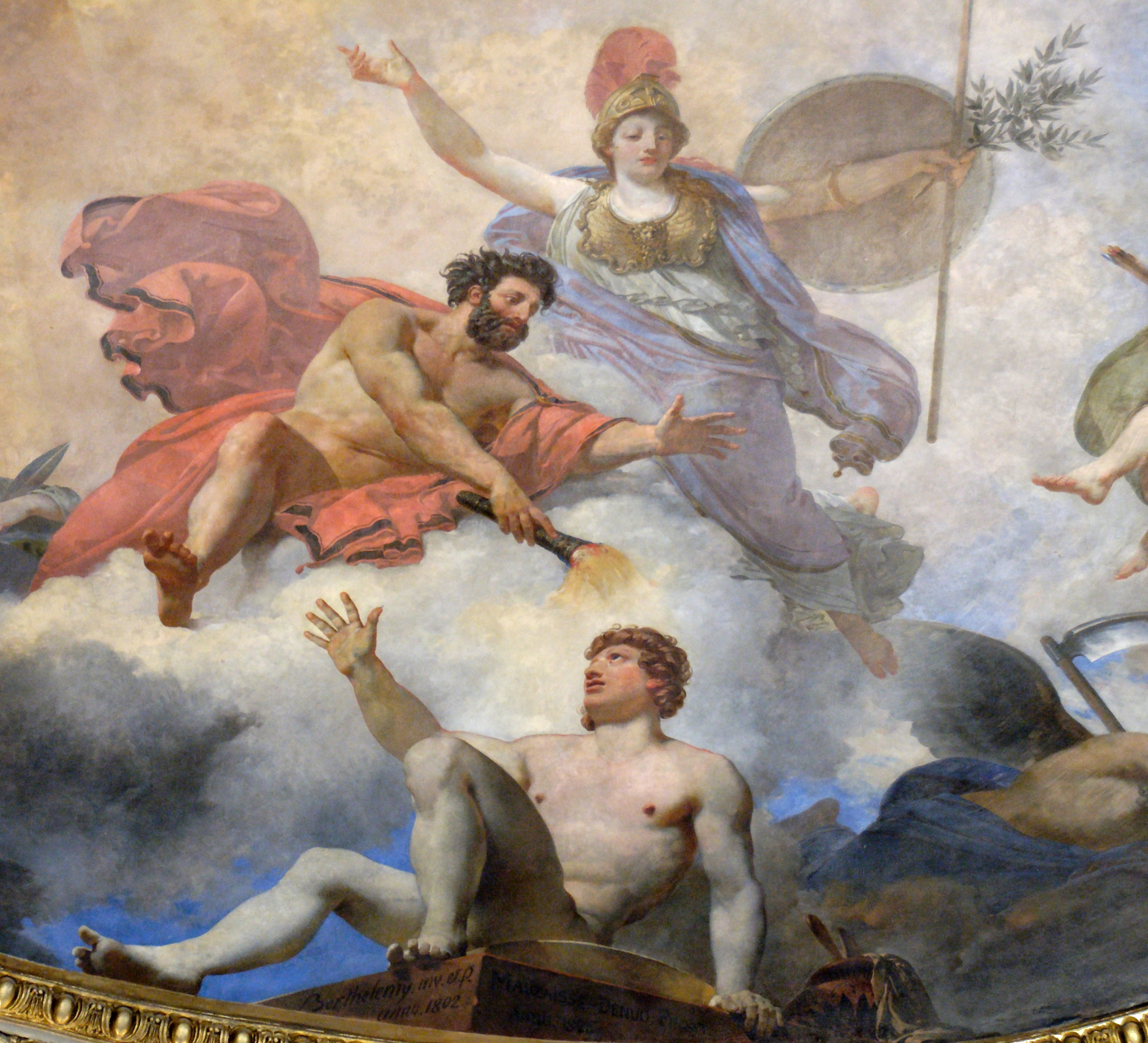 Prometheus The Creation Of Man And The History Of Enlightenment