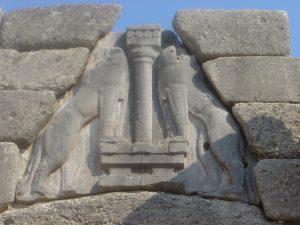 Mycenae_lion_gate_detail_dsc06384