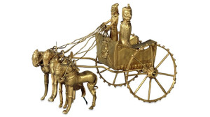 Ancient Persian Chariot