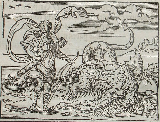 The Top 5 Dragon Slayers from Greek Mythology