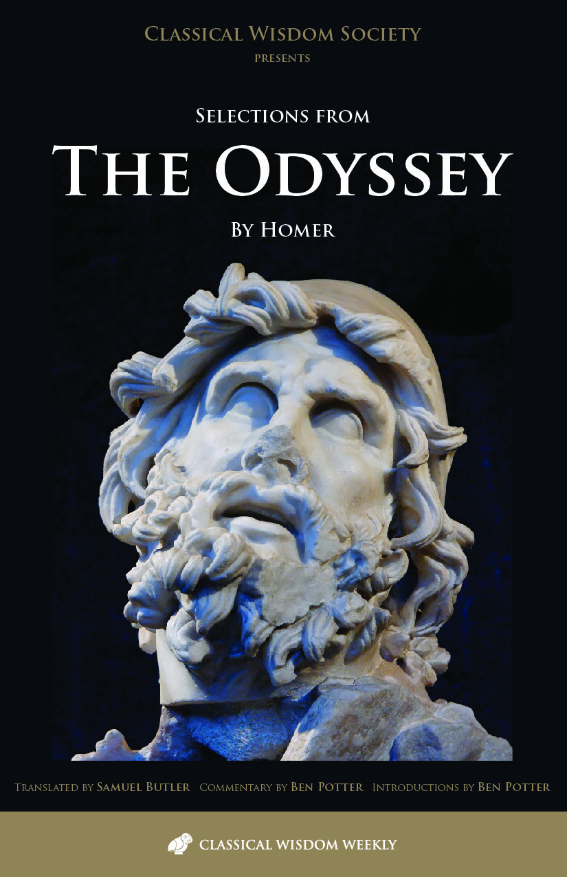 "an analysis of odysseaus in homers odyssey Calls the ""hero journey"" the odyssey, as the epic story of the hero odysseus,  follows closely the complete cycle of joseph campbell's hero."