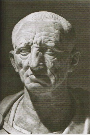 Cato Bust