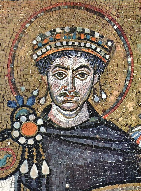 How did justinian revive the byzantine empire