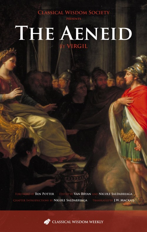 the aeneid This extraordinary new translation of vergil's aeneid stands alone among  modern translations for its accuracy and poetic appeal sarah ruden, a lyric poet  in.
