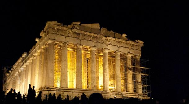 Parthenon-greece-acropolis