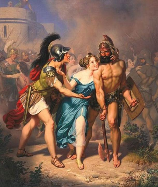 Abduction of Sabine Women