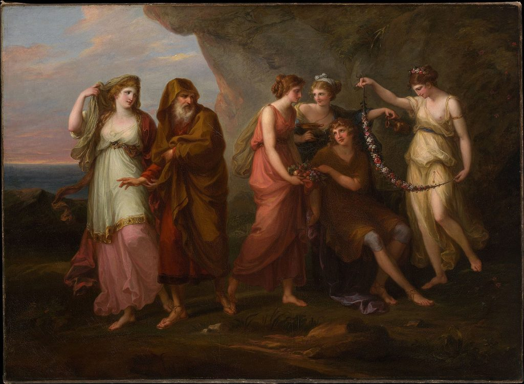 Beguiling women in Ancient Greek mythology