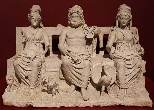 Ancient Roman Gods