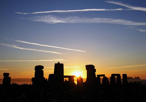 Stonehenge and time