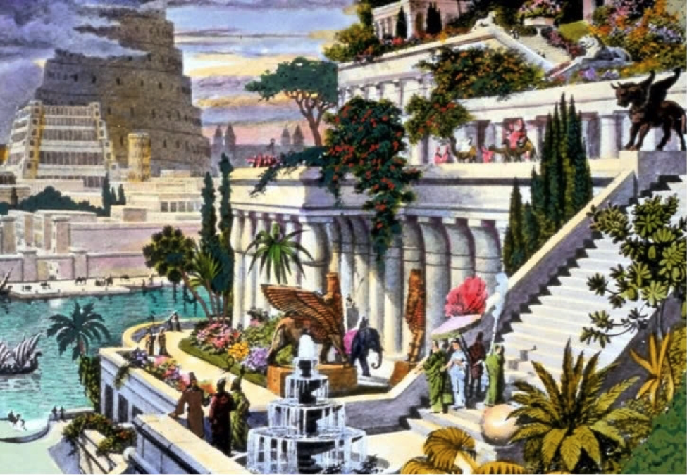 Picture of Babylon Gardens