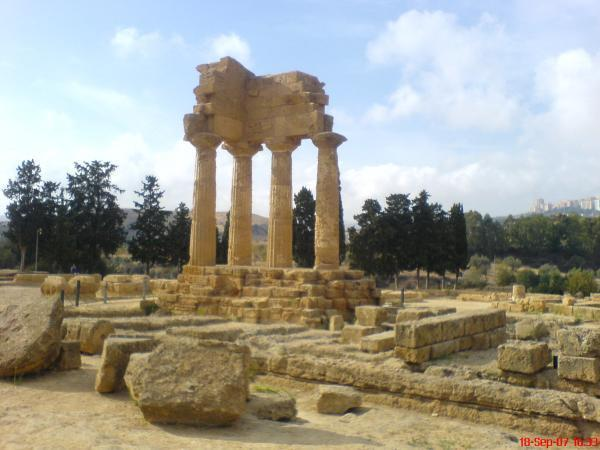 Sanctuary of Demeter and Persephone