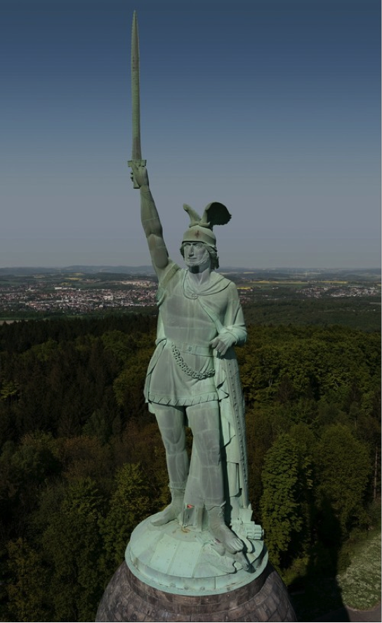 Teutoburg Forest, Germany