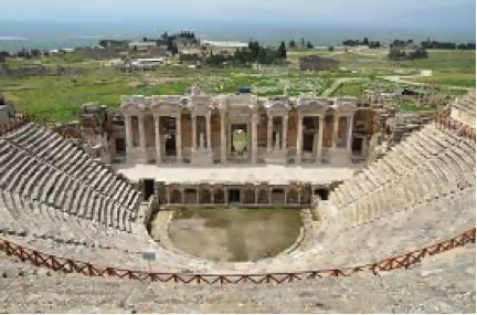 Theater of Hierapolis