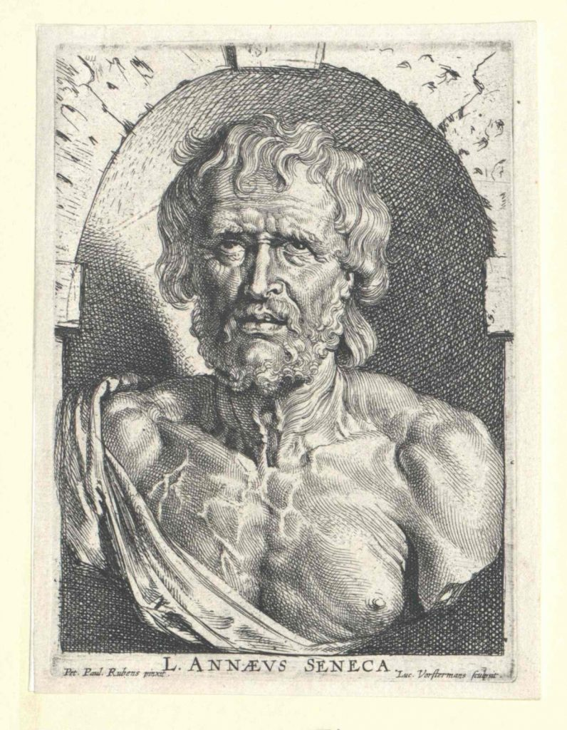 Seneca by Vorsterman