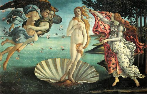 Aphrodite (Venus in Roman mythology)
