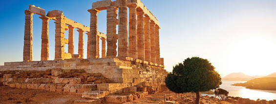 temple at sounion