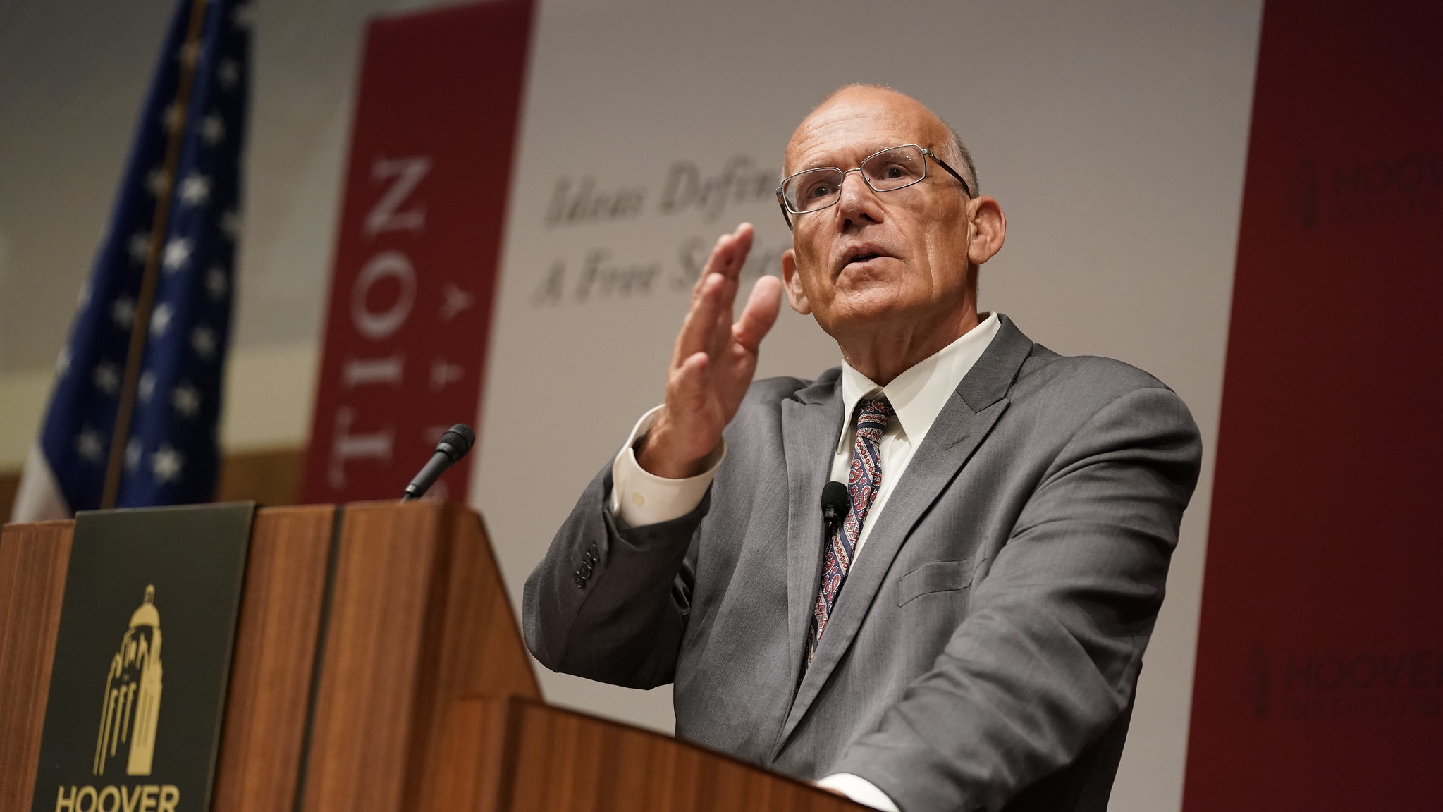 Victor Davis Hanson Interview: Is There an Ancient Cancel Culture?