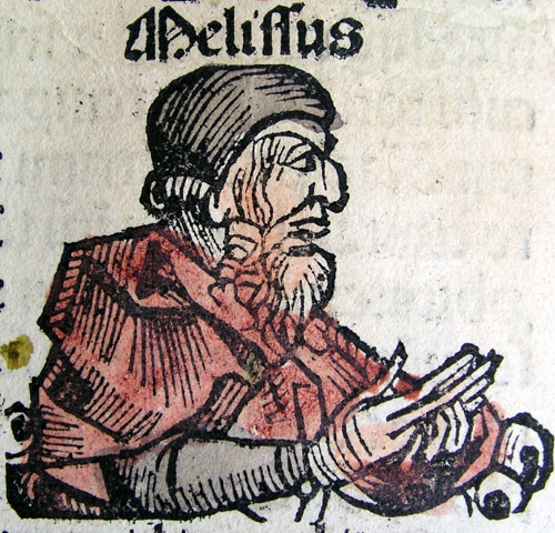 Melissus of Samos: Philosopher and Admiral