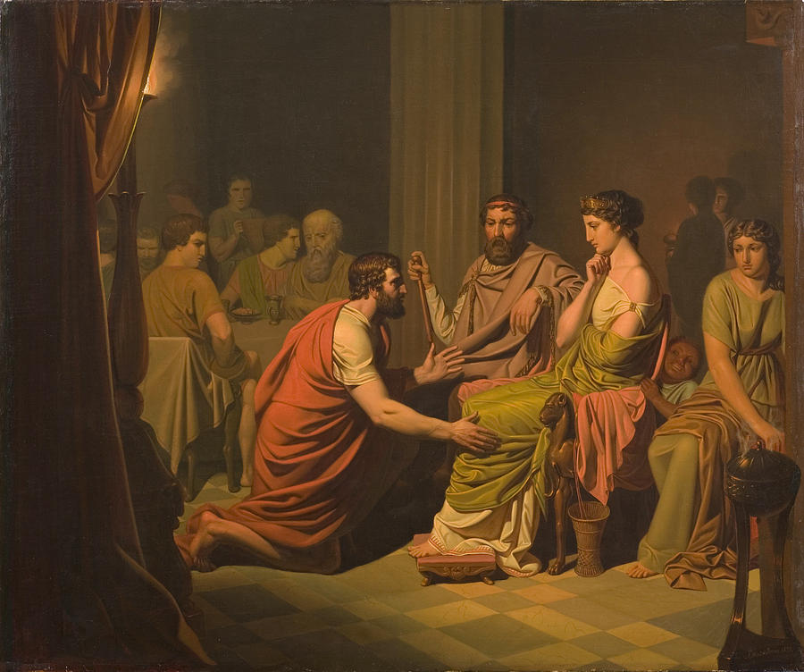 Telling Tall Tales: The Wanderings of Odysseus