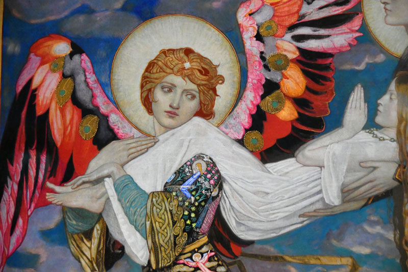 On Angels: Myth and Belief East and West, Part 2
