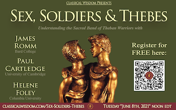 Sex, Soldiers & Thebes